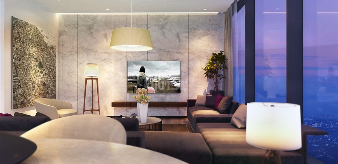5 stars hotel branded with rental gurantee hotel property for sale İstanbul