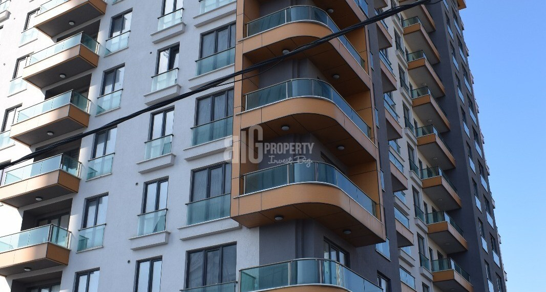 Cheap tower home for sale in Basin Ekspres Way Gunesli İstanbul