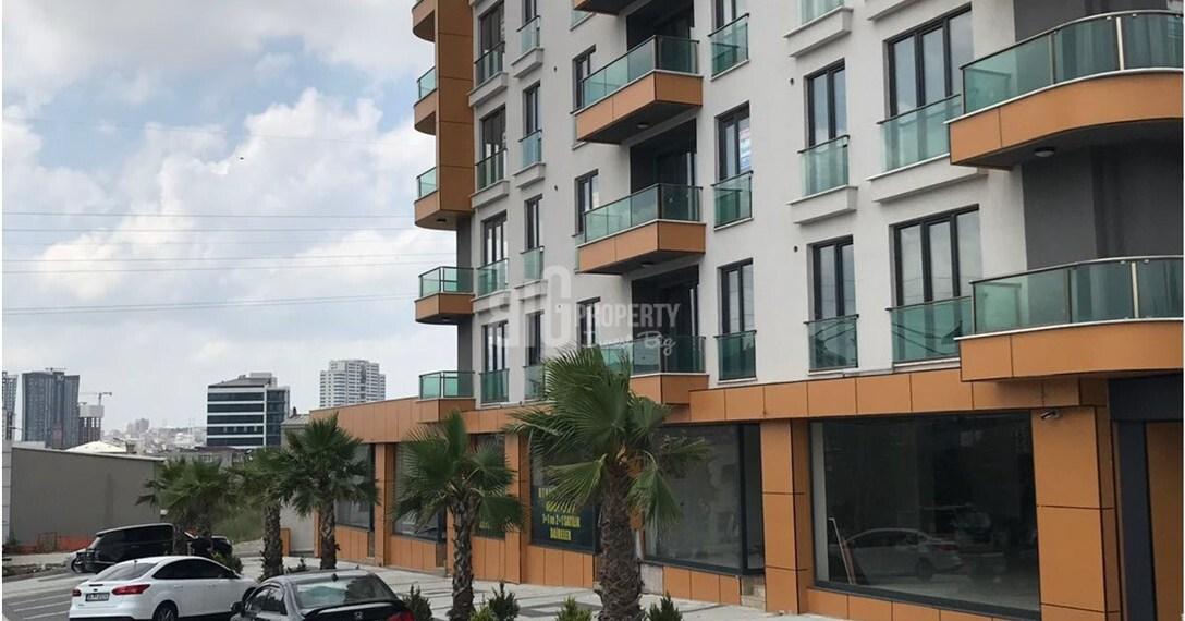 Cheap tower residence for sale in Basin Ekspres Way Gunesli İstanbul turkey