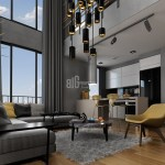 City Center Modern Architecture Family Concept flats in Kagithane İstanbul