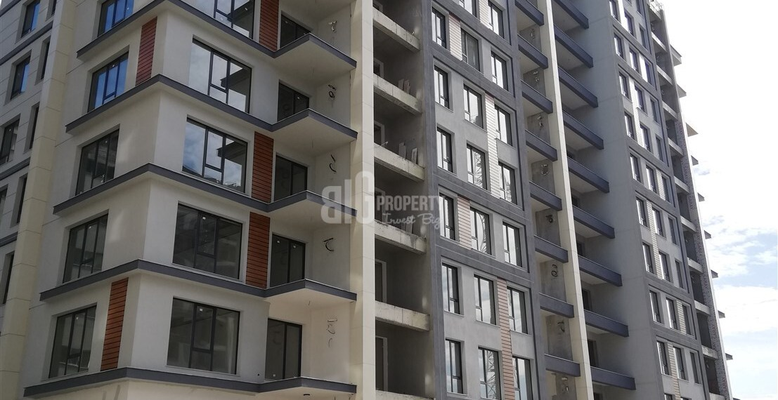 Connected metro in front of shops center houses for sale in Bahcelievler Istanbul