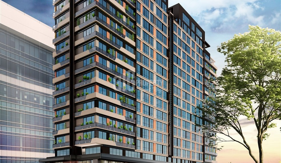 buying home in istanbul otto kagithane launch time opportunity price flats for sale Kagithane İstanbul