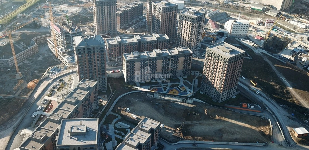 istanbul Financial Center insvestment and living properties for sale atasehir istanbul