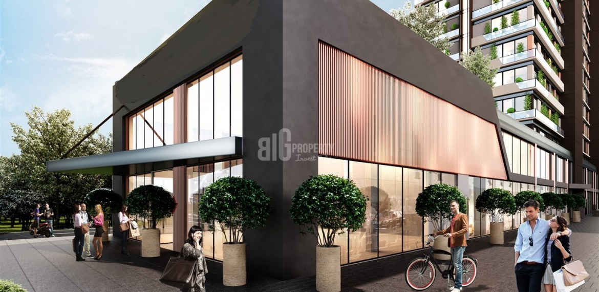 launch time opportunity price flat for sale Kagithane İstanbul
