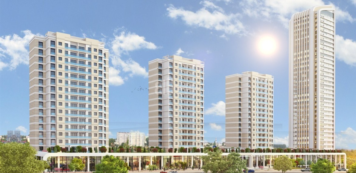 modern istanbul flat in new city of istanbul close to airport Basaksehir İstabul