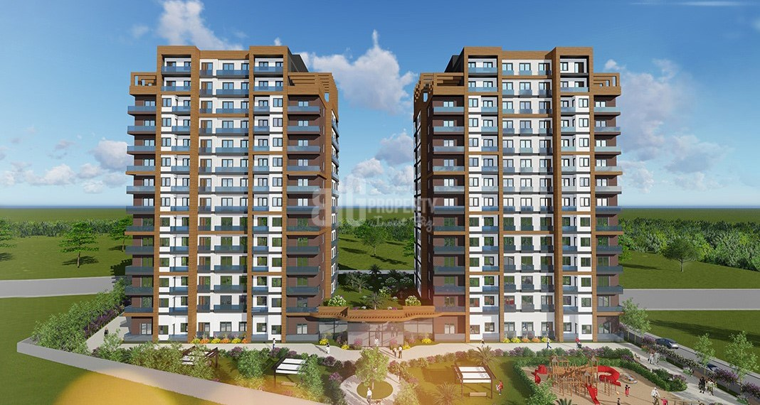 Good Discount apartments for sale Center of Esenyurt İstanbul