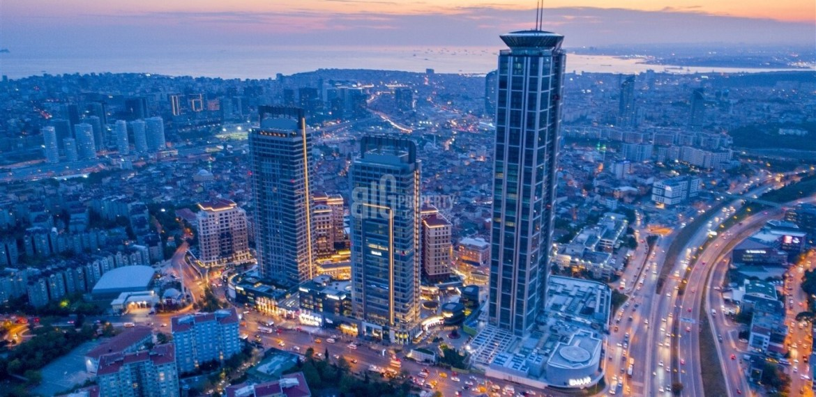 Premium Luxury homes in city center istanbul for sale in Kadikoy