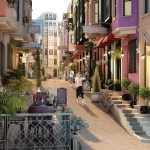 buy in istanbul Historical architectural Office and Apartments in heart of İstanbul Taksim