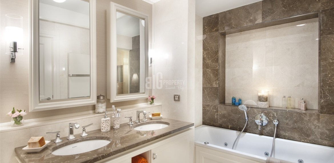 buy in istanbul Premium Luxury project in city center istanbul for sale in Kadikoy