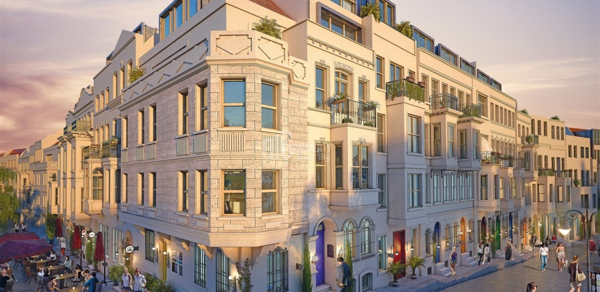 taksim 360 Historical architectural Office and Apartments in heart of Taksim