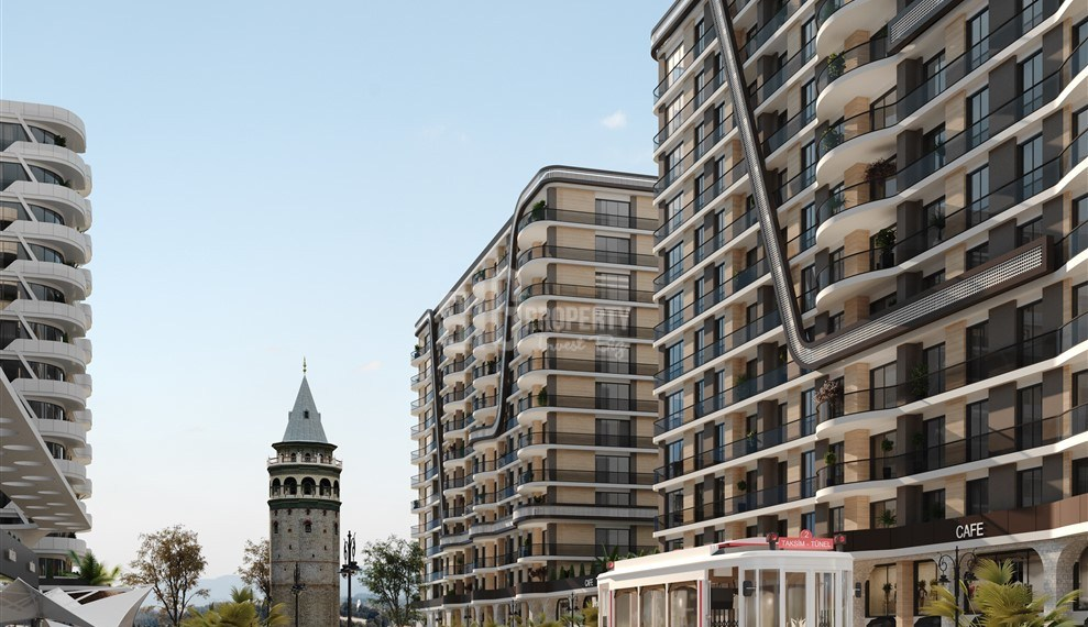 tukish citizenship 4 rooms apartments in beylikduzu demir country project by big propety agency