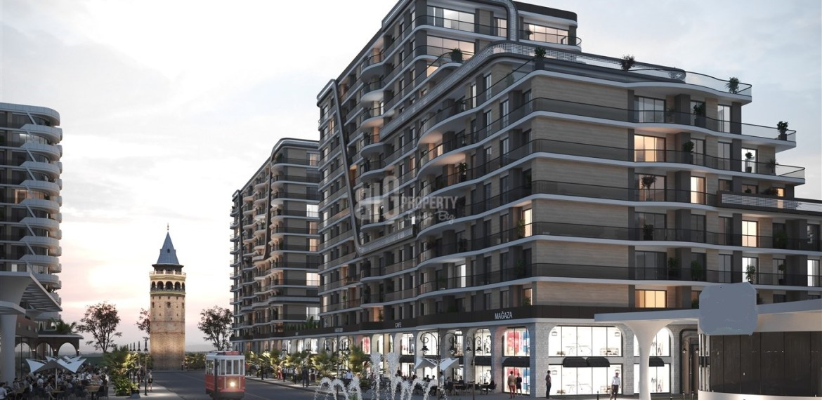 tukish citizenship apartments in beylikduzu demir country project by big propety agency