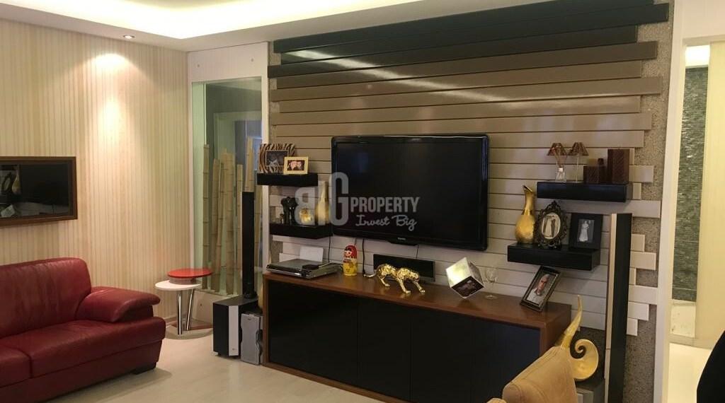 living room in bosphorus city for sale
