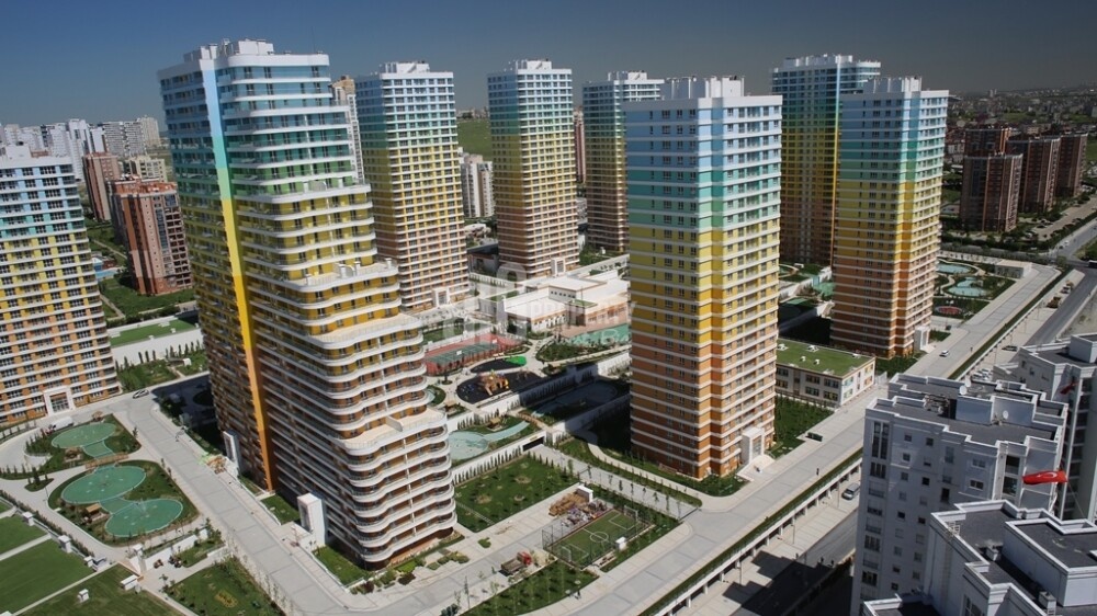 1- Bizimevler Properties for sale with turkish citizenship in istanbul
