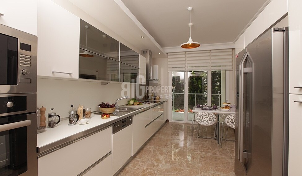 Bizimevler Properties for sale with turkish citizenship in Ispartakule istanbul
