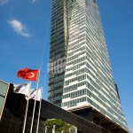 Trump Tower luxury residence homes for sale in istanbul