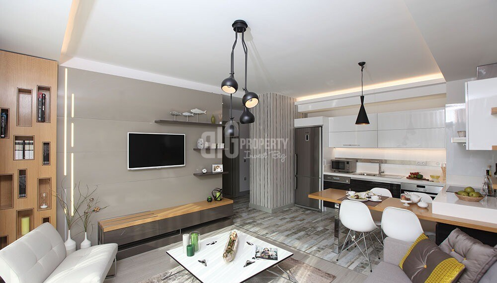 Westside Apartments with best price for sale in istanbul city centre