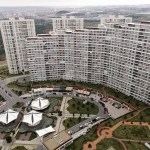 general view of agaoglu maslak 1453 project apartment for sale by big property agency