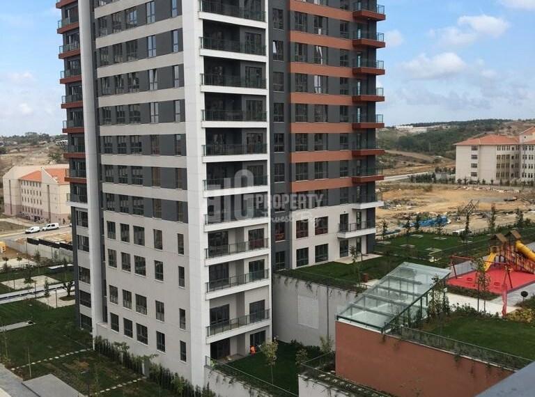tahincioglu nida park kayasehir apartment for sale in basaksehir istanbul