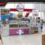 Cheap commercial property for sale in Istanbul inside shopping mall