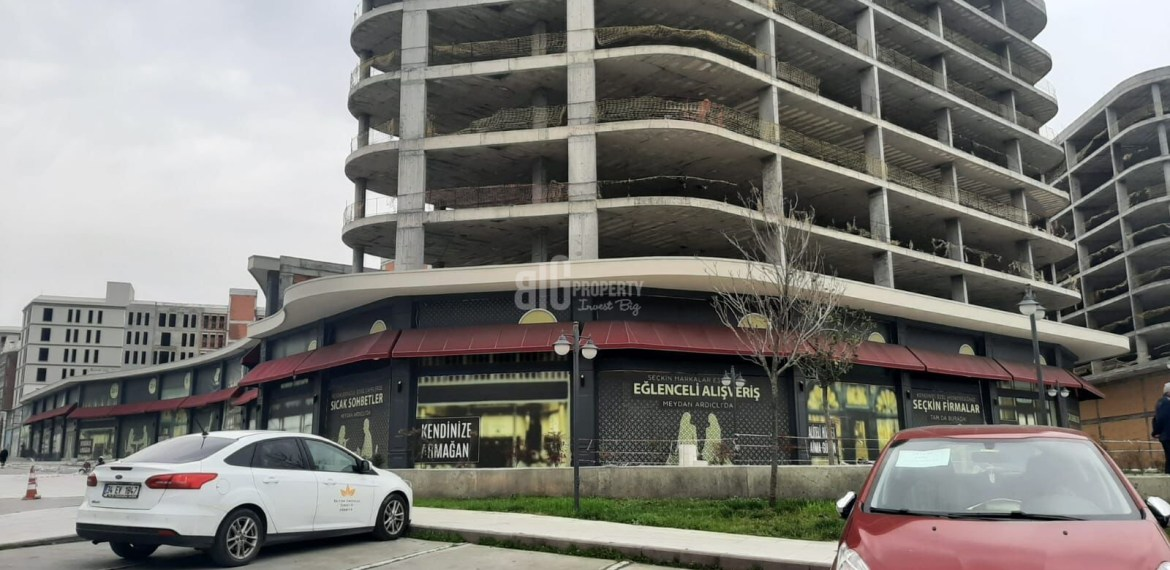 commercial property for sale in istanbul and suitable for citizenship