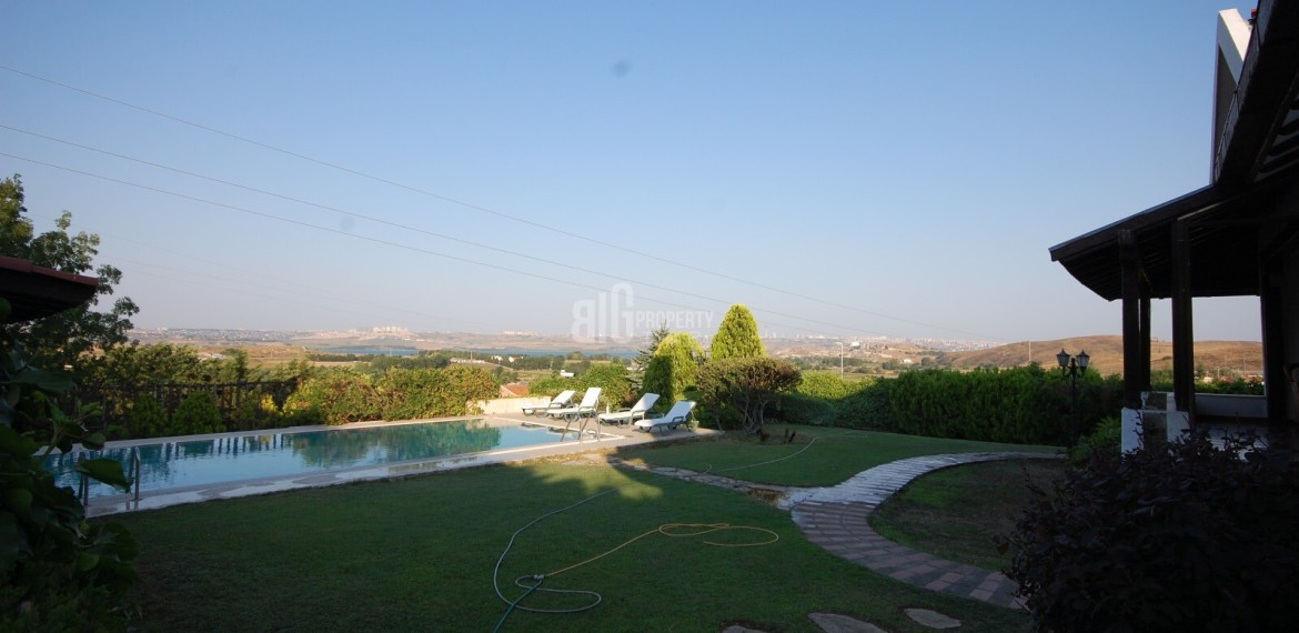 Big Villas 6+2 for sale in istanbul (11)