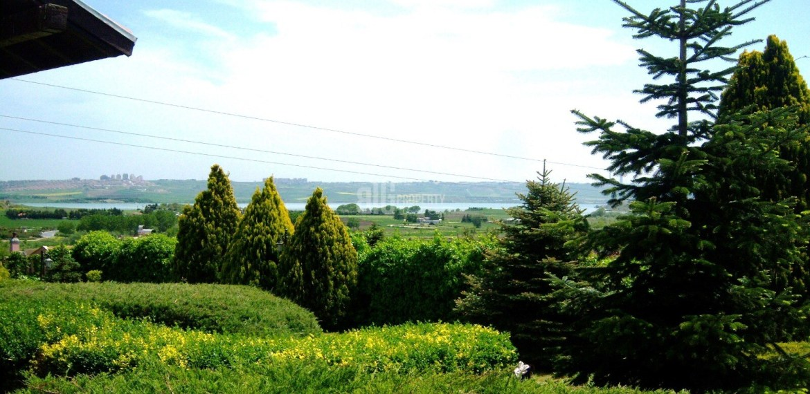 amazing natural view villa for sale in istanbul