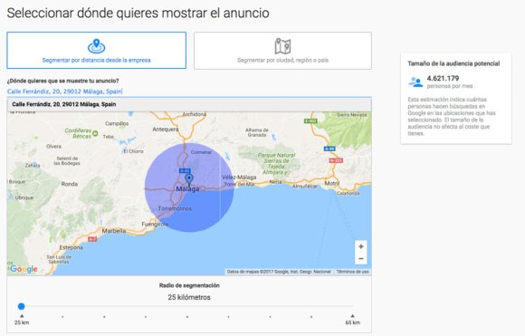 Anuncios AdWords Express