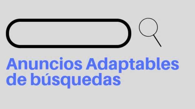 anuncios adaptables de búsquedas en google ads