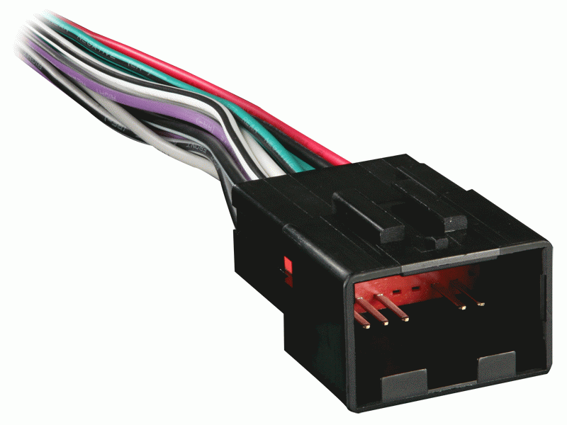 Volvo Semi Trucks Car Stereo Iso Din Wiring Harness Plug And Play