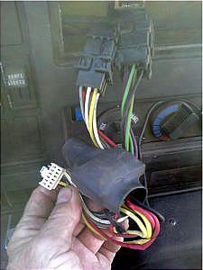 isuzu stereo wiring diagram hunter ceiling fan light kit international truck radio