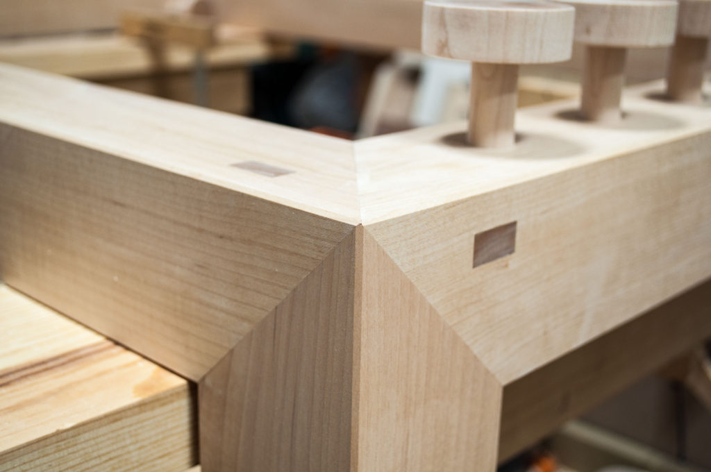 Three Way Miter Class Big Sand Woodworking