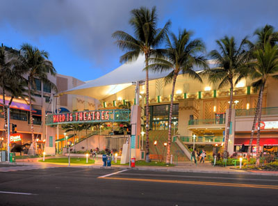 Honolulu HI Renovation Planned for Consolidated Theatres