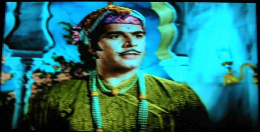 Image result for ajit mughal e azam