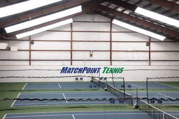 Matchpoint Tennis LED lighting upgrade