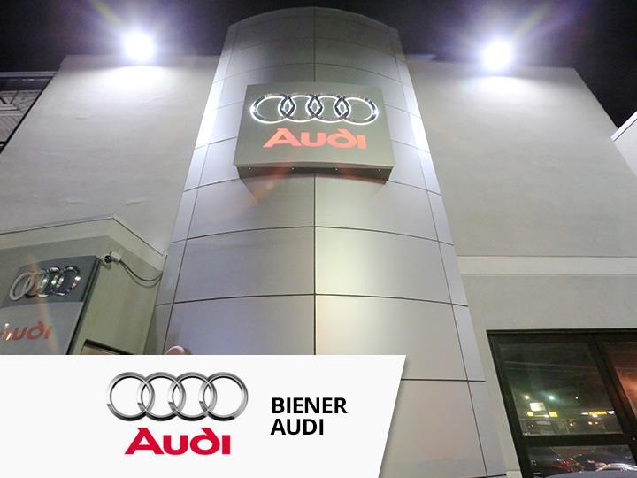 Biener Audi – NY