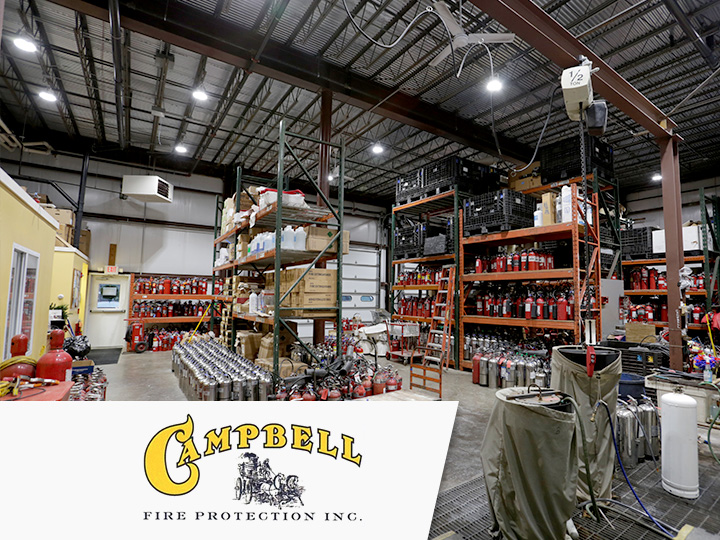Big Shine Energy - Campbell Fire Protection