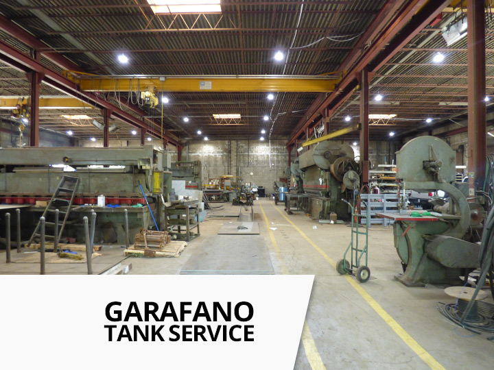 Garafano Tank Service - Big Shine Energy