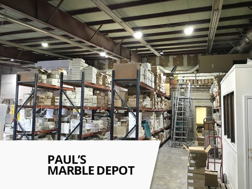 Paul's Marble Depot – CT