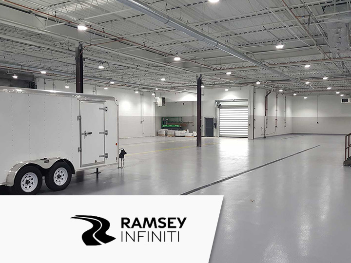 Big Shine Energy - Ramsey INFINITI