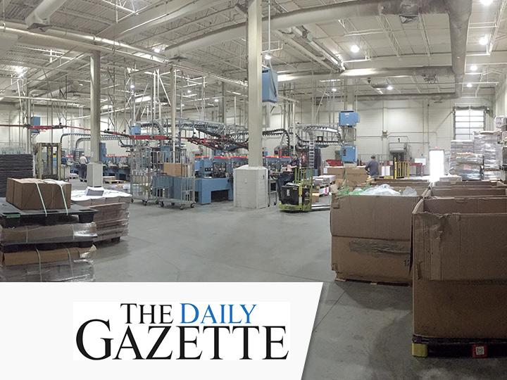 The Daily Gazette – NY