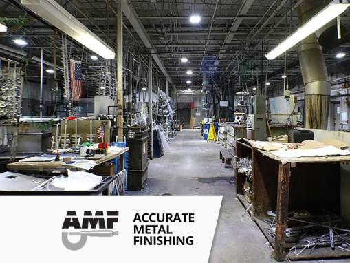 Accurate Metal Finishing – MA
