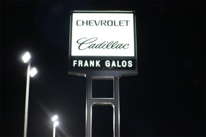 Big Shine Energy: Frank Galos Chevrolet Cadillac