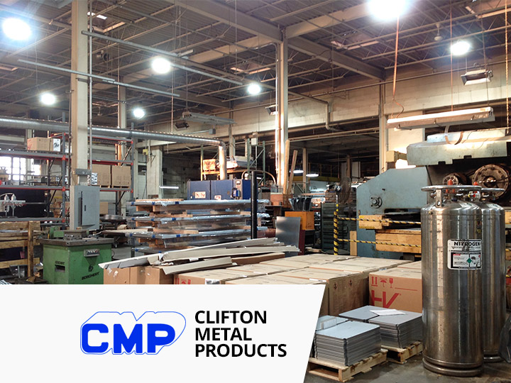 Big Shine Energy - Clifton Metal Products