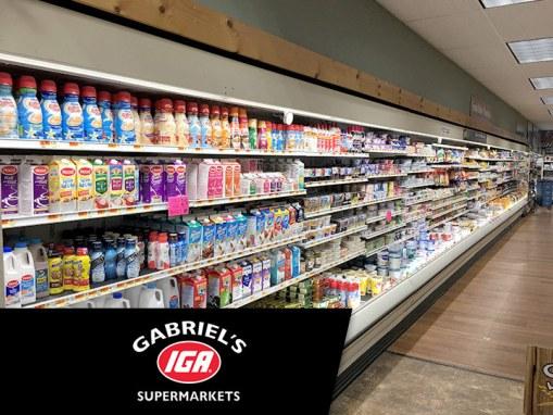 Gabriel's Supermarket – NY