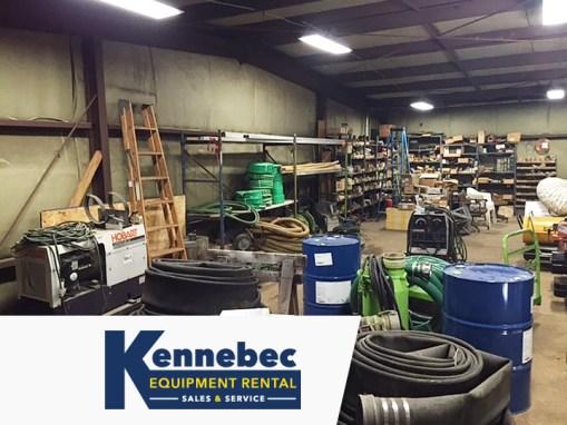 Kennebec Equipment Rental Co. Inc. – ME
