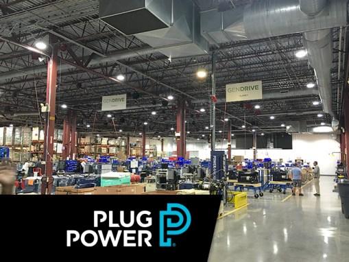 Plug Power – NY