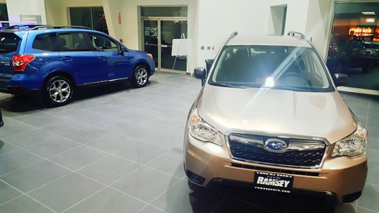 Big Shine Energy - Ramsey Subaru
