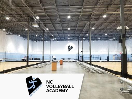 NC Volleyball Academy – NC