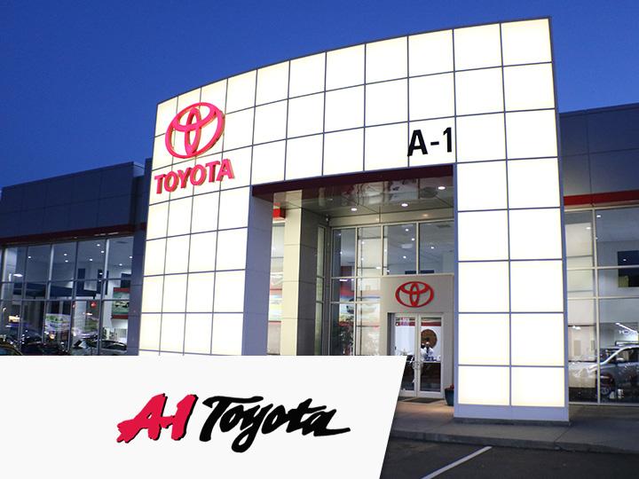 A1 Toyota U2013 CT